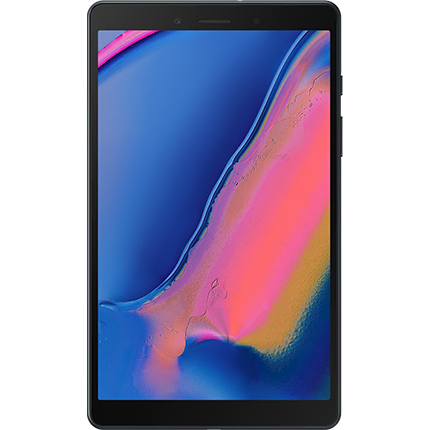 Samsung Galaxy Tab A 8 front view