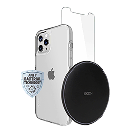 Skech iPhone 12 and 12 Pro Ultimate 360 Wireless Bundle Pack