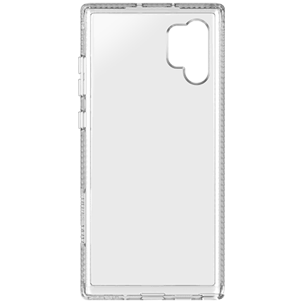 Tech21 Samsung Note10 Plus Pure Clear Case Clear